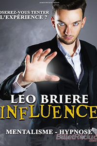 affiche-leo-briere-influence