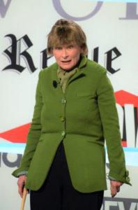 "Florence Burnold ""Angéla Merkel"""