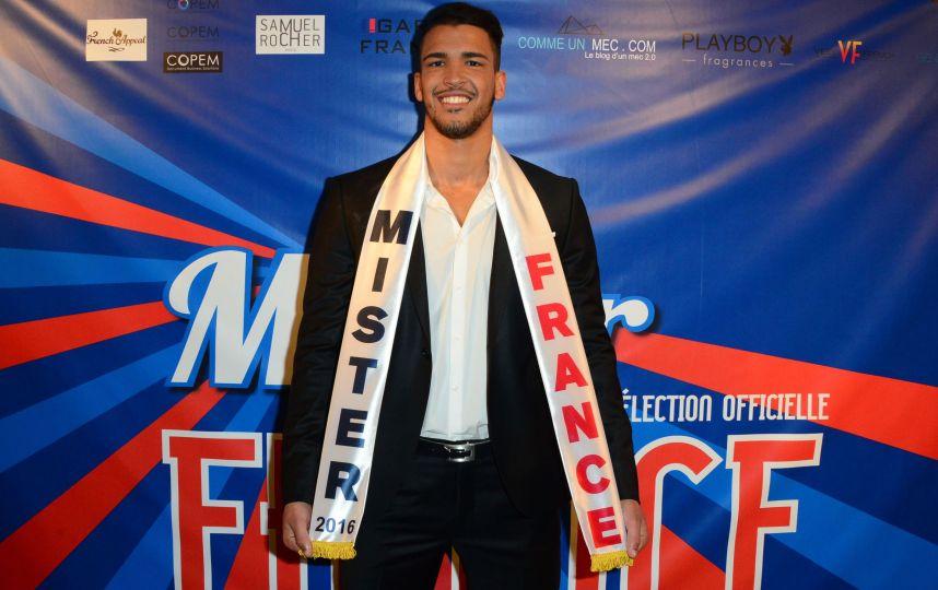 Selim Arik Mister France 2016