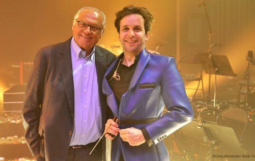 Gérard Louvin (producteur) & Sylvain AUDINOVSKI