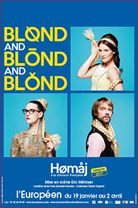 affiche-blond-and-blond-and-blond