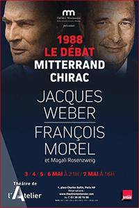 affiche-1988-debat-mitterrand-chirac